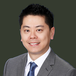 David Chou Headshot